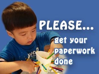 ruben paperwork