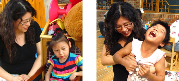 China Charity Children foster c