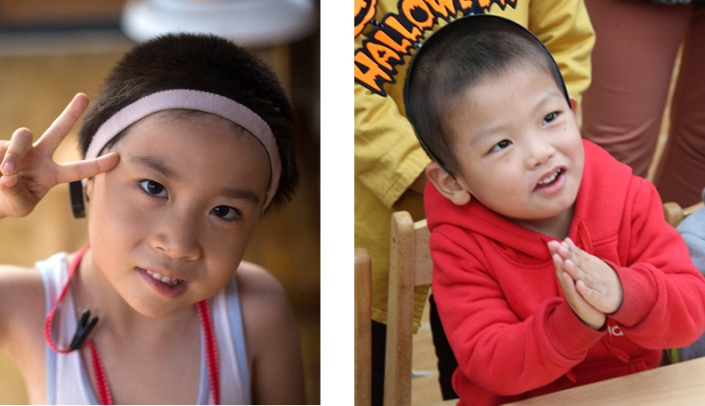 china children charity hearing impaired